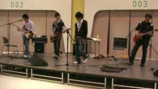 """ノンジャンルBAND """"So Say G""""が2008.03.10に行ったLIVEの中の1曲です+:゜ヽ(..."""