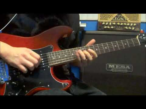 Paul Gilbert - Radiator (Intro cover) mp3