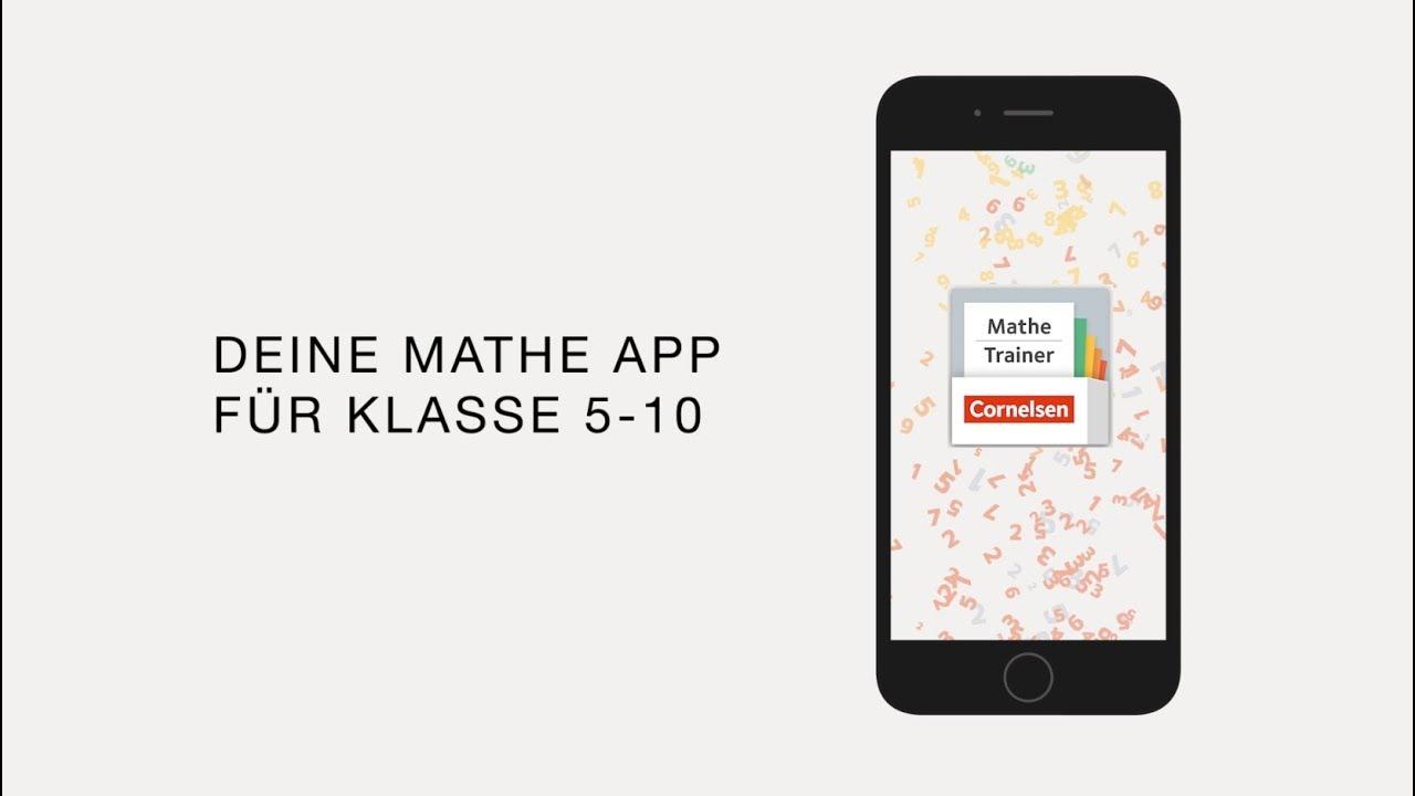 Mathe Trainer - Cornelsen 1.0 APK Download - Android ...