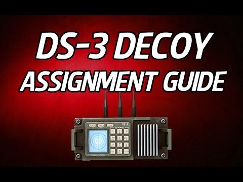 DS-3 DECOY | ASSIGNMENT GUIDE | Battlefield 4