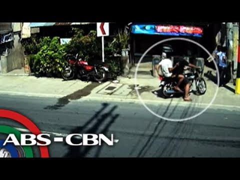 TV Patrol: Tricycle driver na ikinanta ang 'drug pusher', niresbakan, patay