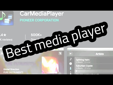 Best Media Player For Android Car Radio