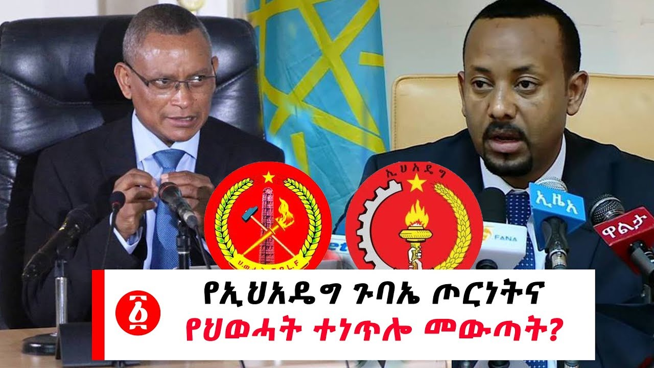Controversies on the EPRDF meeting