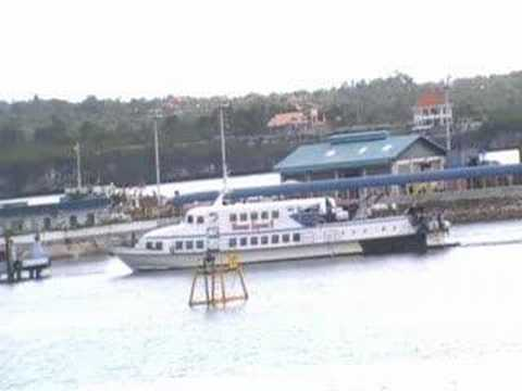 Tagbilaran City Pier aka Tagbilaran City Tourist Pier