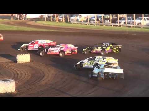 IMCA Sport Mod feature Benton County Speedway 5/6/18