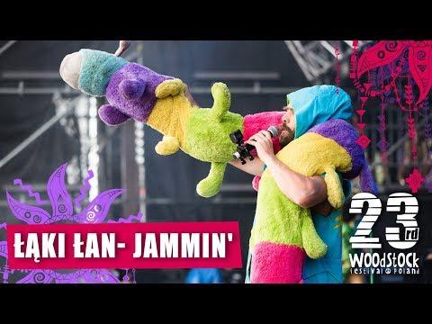 Łąki Łan - Jammin' #Woodstock2017