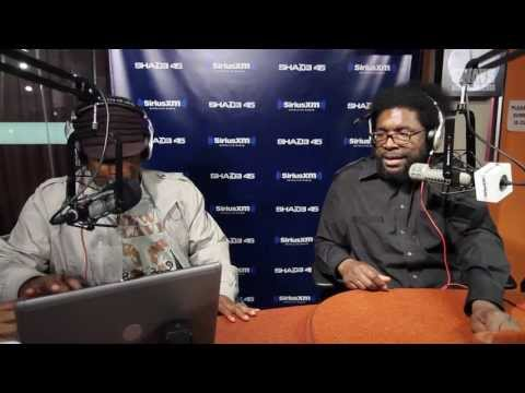 Questlove Speaks on Meeting Jimmy Fallon & The Late Night Show on Sway in the Morning