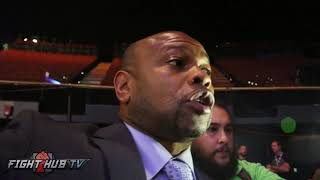 Roy Jones Jr reacts to Mayweather vs McGregor press conferences