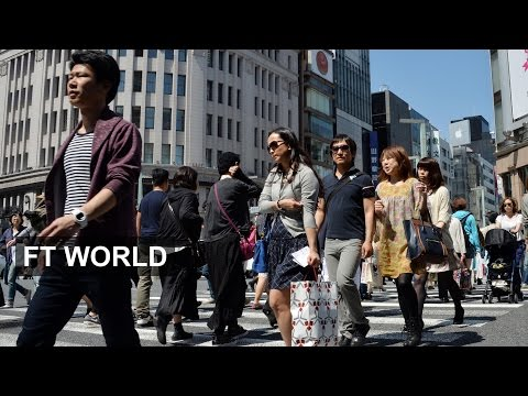 60 seconds on the Japanese economy | FT World