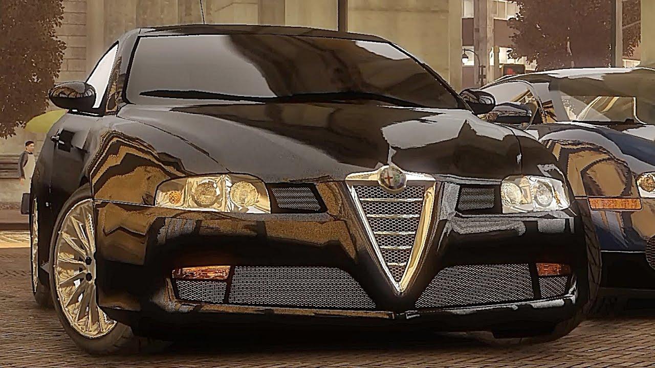 Gta 4 Alfa Romeo Gt Enb Series Extreme Graphics Car