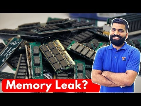 Memory Leak? Slow Performance in PC or Mobile? Memory Leakage Explained