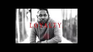 (1 HOUR) Kendrick Lamar - LOYALTY. ft. Rihanna