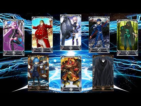 Fate Grand Order | The Best Servants For New/F2P Players - 3 Star & Lower  Servant Overview