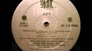 New Jack Hustler (Master Radio Mix) - Ice-T