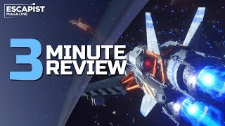 Rebel Galaxy Outlaw | Review in 3 Minutes (Video Game Video Review)