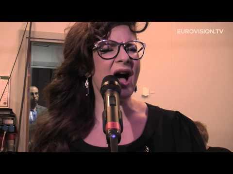 Moran Mazor - Rak Bishvilo (Israel) First Rehearsal