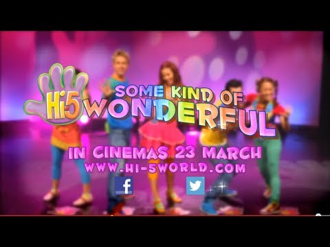 Hi-5 Some Kind of Wonderful Trailer