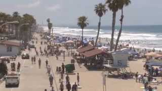 Girls of Summer at Oceanside San Diego California Robert Swetz 2013