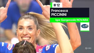 #superfinalsberlin featured player: francesca piccinini