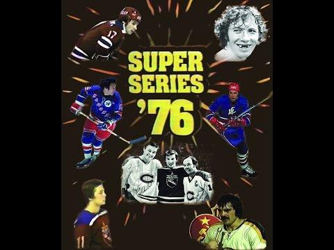 Суперсерия 1975/76: Нью-Йорк Рейнджерс - ЦСКА