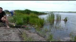 Рыбалка на канале ТЭЦ-2 СКОг.Петропавловск