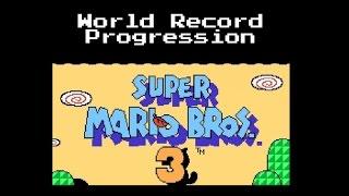 World Record Progression: Super Mario Bros 3 any%