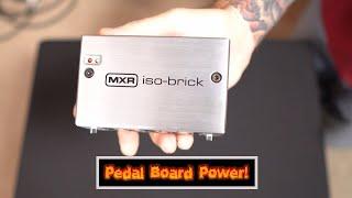 GearReview MXR Iso-Brick