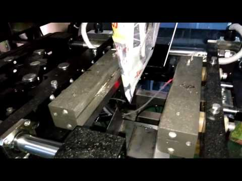 Bottom Vibrator --Long Stick Goods Pouch Packaging Machine --Wilpac(China)