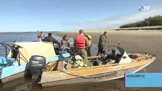 Социальный репортаж. В Ненецком АО полиция проводит антибраконьерские рейды