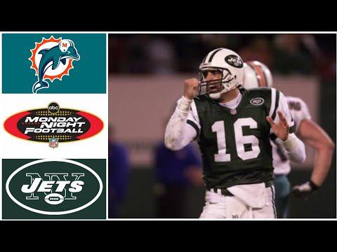 MNF Flashback Jets & Dolphins (2000)