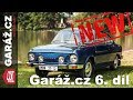 GARÁ?.cz 01x06: ?koda 110R, BMW Isetta, Seat Leon Cupra 300, Kia Rio vs. Mazda 2