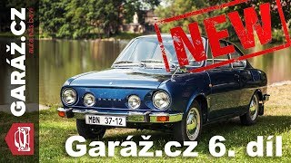 GARÁŽ.cz 06: Škoda 110R, BMW Isetta, Seat Leon Cupra 300, Kia Rio vs. Mazda 2