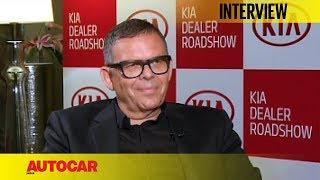 Peter Schrayer | Interview | Autocar India