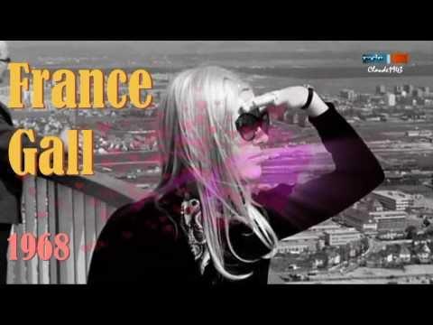 France Gall - A Banda ( Zwei Apfelsinen Im Haar) (1968)