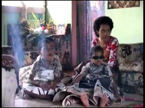 Qusiniloaloa-Traditional visit of the Turaga Roko Sau to his island