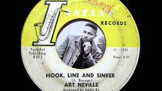 Art Neville:  Hook Line and Sinker