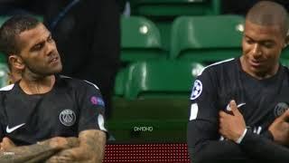 Kylian Mbappé vs Celtic (Away) 12/09/2017 HD 1080i