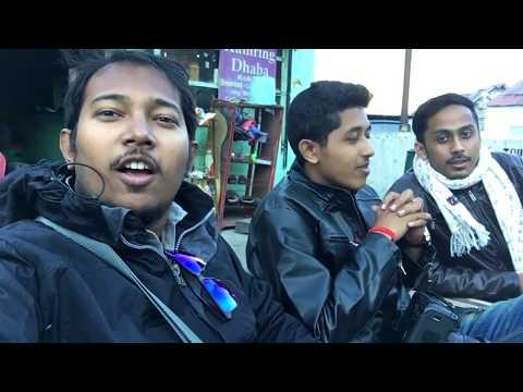 Dhaka to Leh Ladakh via Kolkata - Delhi - Manali Trip 2017