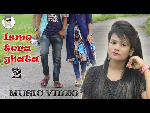 Isme Tera Ghata 2 | School Love Story | Gajendra Verma  । Vikram Singh । Karishma Sharma