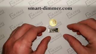 Диммер для светодиодной ленты: обзор и отличия