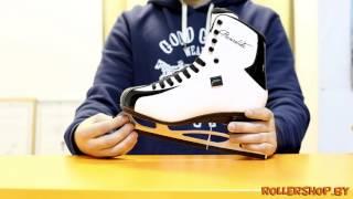 Фигурные коньки Powerslide Ellegance(http://rollershop.by Ледовые коньки можно купить в нашем магазине Rollershop.by., 2015-11-04T20:53:05.000Z)