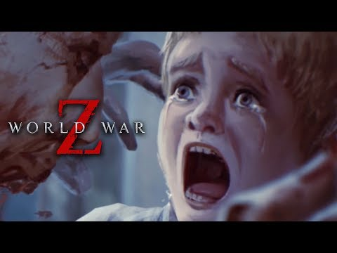 [World War Z] Funny Moments and Shenanigans
