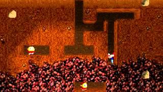 Dig Dug Deeper gameplay