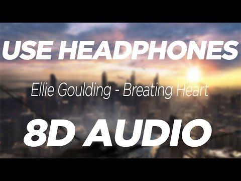 Ellie Goulding - Beating Heart (8D AUDIO)