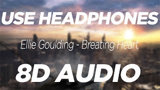 Gambar cover Ellie Goulding - Beating Heart (8D AUDIO)