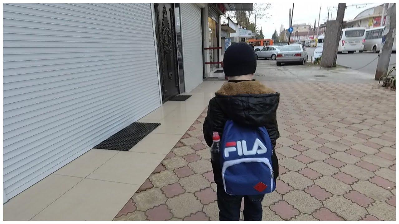 Суета. У Марика начались занятия с логопедом.03.12.19