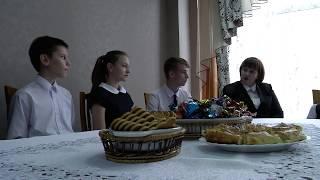 Школа №33. Чаепитие с директором школы