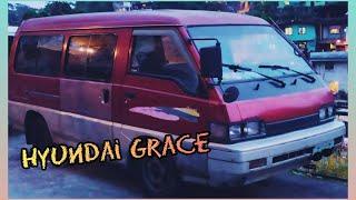 Hyundai Grace H-100 Test Drive