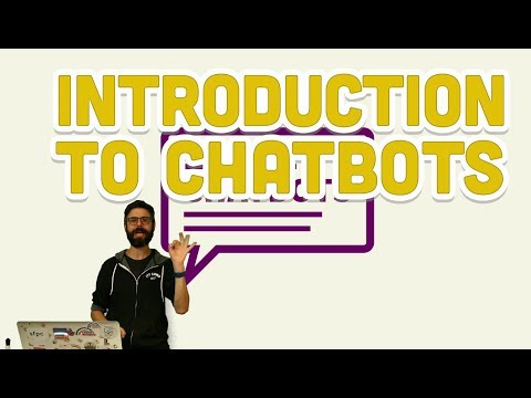 10.1: Introduction to Chatbots - Programming with Text