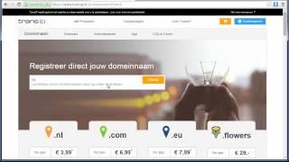 Uitleg Domeinnaam & Webhosting